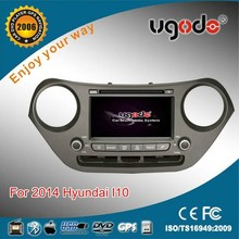 OEM car stereo for 2014 Hyundai I10 dvd vcd cd mp3 mp4 player