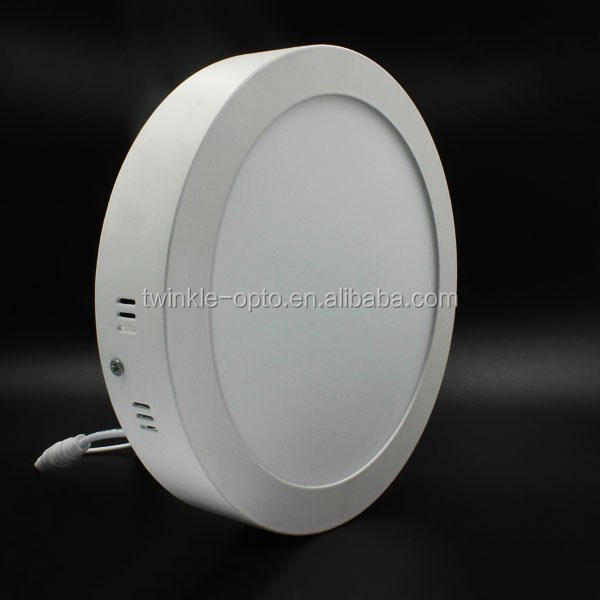 20 W No Flick Driver LED Surface Panel ceiling Light