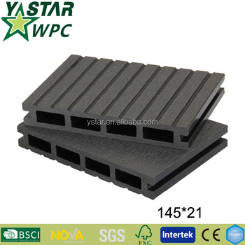 2016 new wpc composite decking wood plastic composite slats