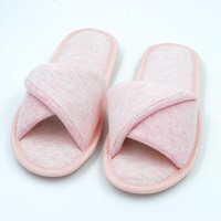 Open Toe Style Cotton Knitted Anti