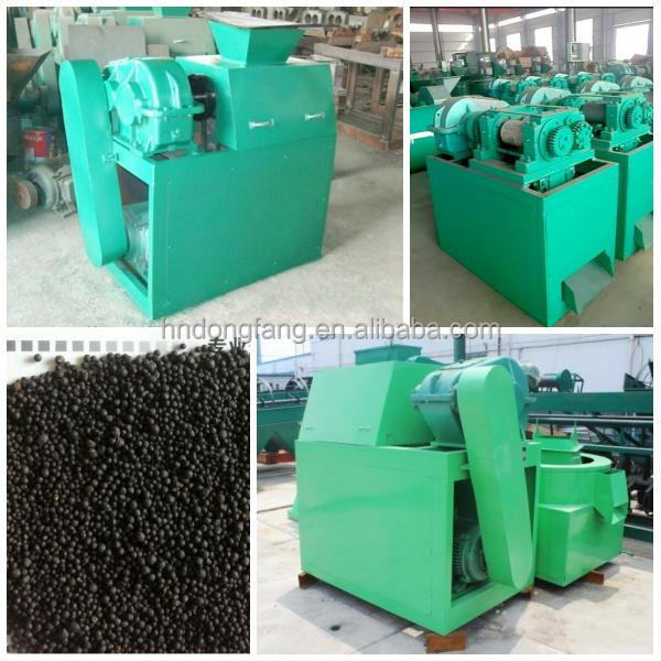 Low price Double roller extruding granulator