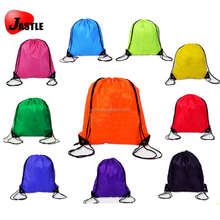 2017 Hot Selling Logo Customized High Quality Foldable Wholesale Drawstring Basketball Backpack Bag In Stock