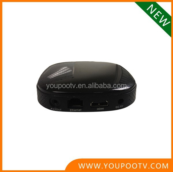 See larger image Internet tv box with XBMC android 4.2 Amlogic 8726 MX smart tv box dual core wifi mini pc android tv box