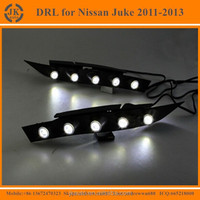 Hot Selling High Quality LED DRL Light for Nissan Juke Super Bright LED Daylight for Nissan Juke 2011 2012 2013
