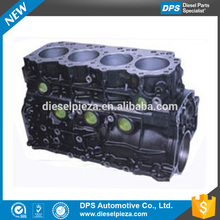 Engine parts 4JB1 4ZE1 4HF1 4HEIT cylinder block made in China