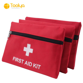 Health medical home emergencies equipment camping hiking car survival first aid kit