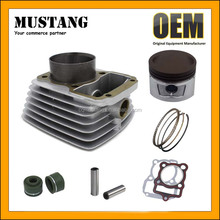 Gasoline Engine Air-cooling 4 stroke petrol engine Single motorcycle Cylinder kit CG150