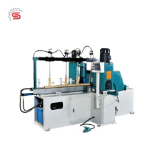 China high quality wood milling machine MX6232*200 Double sides copy milling machine