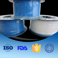 Virgin Ptfe Pipe Plastic Capillary Tube OEM ,3mm Teflon Tube Ptfe Small Tube China Supplier