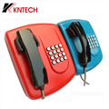 Weatherproof Emergency Telephone with Loudspeaker Explosion proof SOS Phone for Coal Mine Tunnel