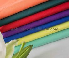 polyester cotton poplin fabric for scrubs