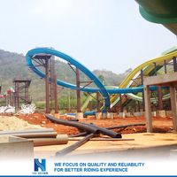 Hot sell Professional large water slide Factory in china