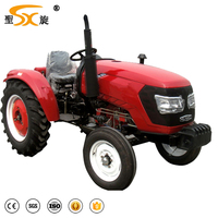 CE proved Chinese 45hp farming tractor with strong power and reliable feature