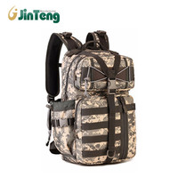 Fireproof Military Backpack Strong Back Pack Army Rucksack Bags Universal Camouflage