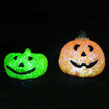 New style halloween night light funny baby custom soft toys