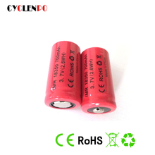 IMR 18350 700mah 3.7 Rechargeable battery high drain Battery for mini provari/vv mod/Vmax
