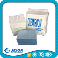 50Gsm 9X9 Inch Super Oil Absorption Nonwoven 0609 Dust Free Cleaning Paper
