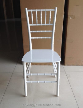cheap PP monobloc wedding resin chiavari chair