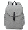 British style snow fabric university high school laptop backpack