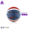 Wholesale super attack man bule-red-white colorful far-infrared tomalin PU basketball ball
