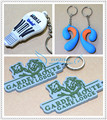 3d pvc rubber keychain making