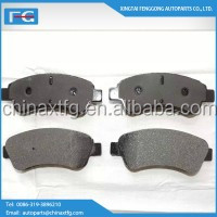 High quality Brakes D751/7424 Auto Bremse Crane Break Pads Brake Pad