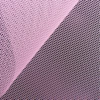 50d/40d polyester hexagonal mesh fabric