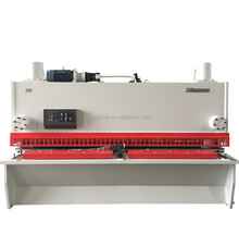 CE hydraulic guillotine, cnc hydraulic Sheet metal shearing machine from factory hot sale