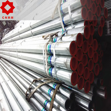 scaffold galvanize pipe 6 meter/schedule 30 galvanized steel pipe/weight of galvanized iron tube