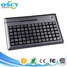 Waterproof Mechanical Programmable Keyboard for POS system