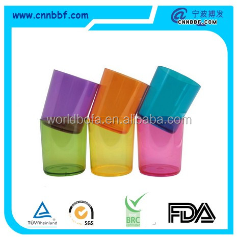 2016 high quality 2oz plastic shot glass for promotion