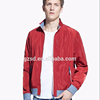 China hot sell clothing manufacturer cotton custom bomber jackets wholesale