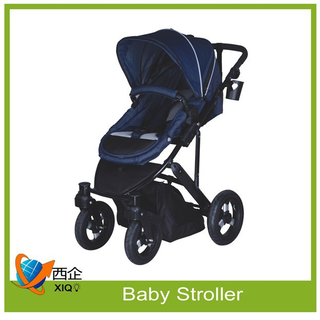 new model baby product stroller baby stroller big wheel 2-in-1 baby stroller