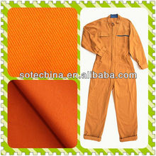 "COVERALL FABRIC - T/C Twill 65/35 20*16 120*60 57/58"" - 2017 HOT SALE TEXTILE"