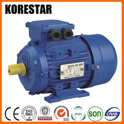 Korestar MS112M-2 5.5HP three phase electric motor 4kw