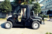 New product battery powered utility vehicles for home use