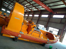 SOLAS manufacturer used Fast Rescue Boat for sale Rescue Fiber Boat