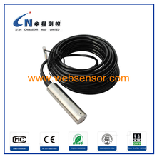 Sumbersible digital water fuel tank level sensor