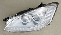 HEAD LIGHT / HEAD LAMP FOR BENZ S65 / W221 2013
