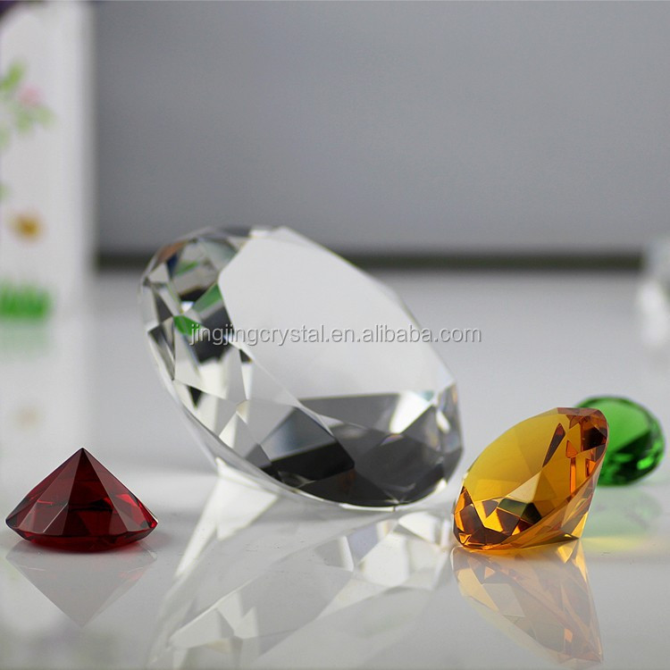 New Fashion Crystal Diamond Decoration&crafts Large Crystal Diamond