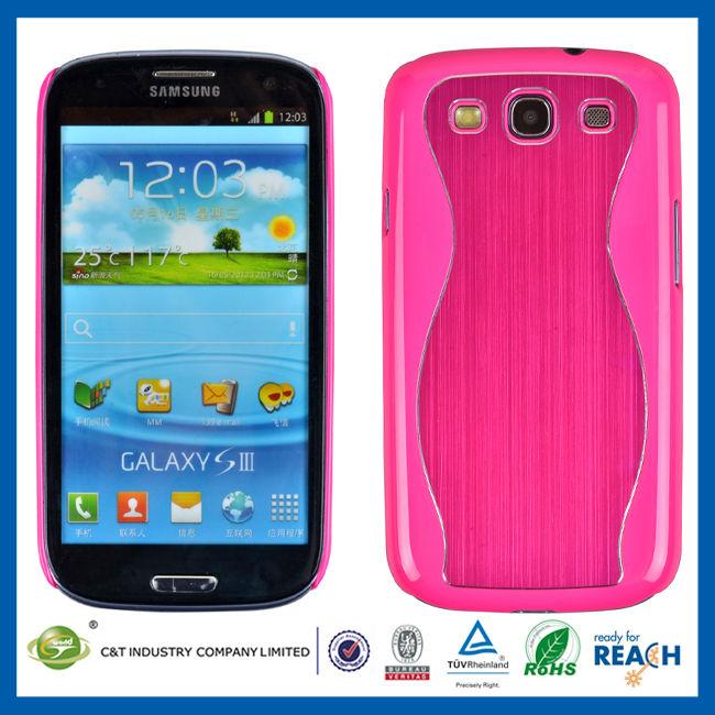 Samsung galaxy s iii gt-i9300, вид основной красивый