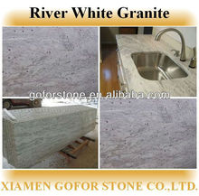 river white granite with competitive pirce for countertop, slab, tile