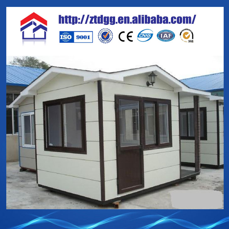 Best selling modular prefab homes from China manufacturer