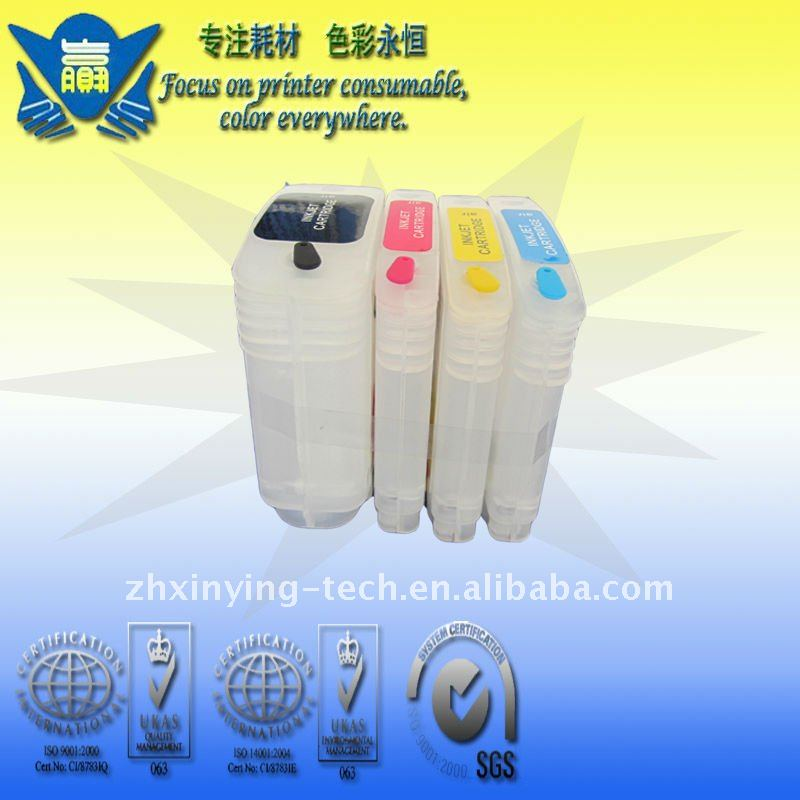 Ink tank HK550 compatible with HP Officejet Pro K5400/K5400dtn/K5400tn/K550/K550dtn/K550dtXY/K8600/K8600dn/L7580/L7590/L7680