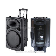 Wireless Sound Systems Portable Rechargeable Trolley Speaker S-15