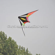 Real effect!! high quality double line stunt kite dual line kite parachute kite