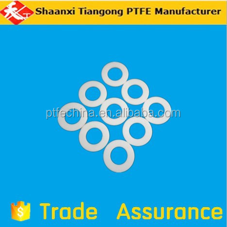 PTFE flange gasket in petrochemical industry