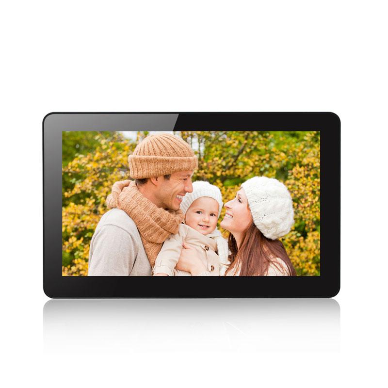 Grand écran Full HD 15.6 pouces joueur de publicité vidéo lecteur photo avec carte SD USB - ANKUX Tech Co., Ltd