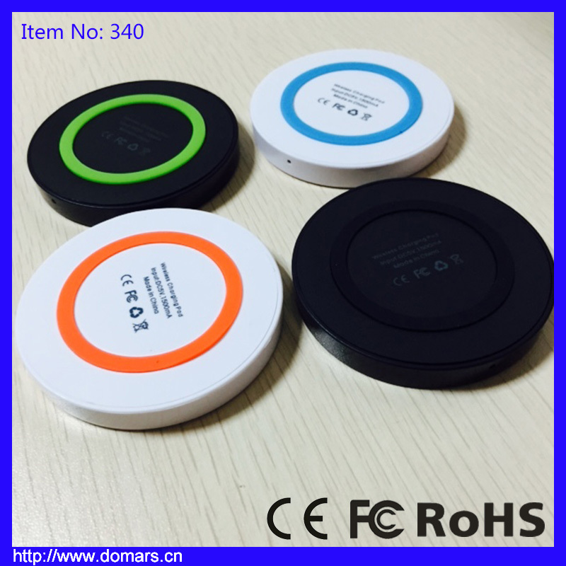 Shenzhen Famous Brand Wireless Charger Micro USB Power Bank With Qi Receiver