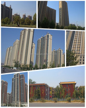 Harmless acrylic exterior latex natural stone finish granite paint for building